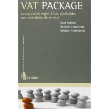 VAT FLASH 506 :  VAT Package – New rules: Place of supply of services